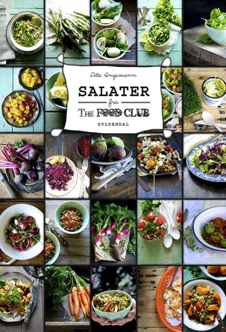 Salater fra The Food Club af Ditte Ingemann