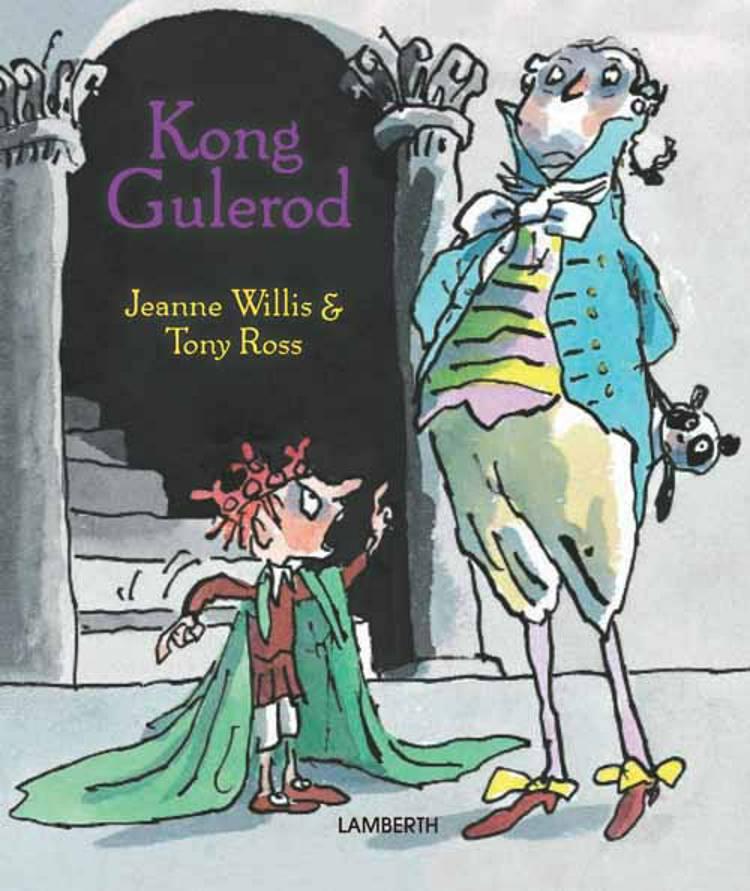 Kong Gulerod af Jeanne Willis