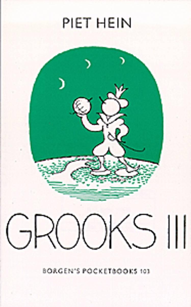 Grooks af Piet Hein