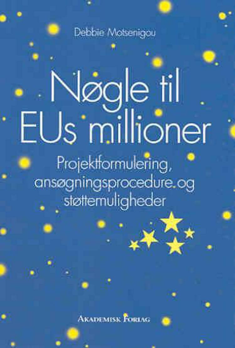 Nøgle til EU's millioner af Debbie Motsenigou