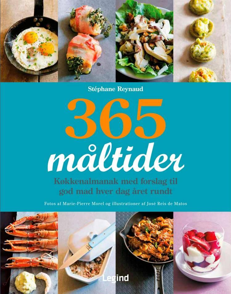 365 måltider af Stéphane Reynaud