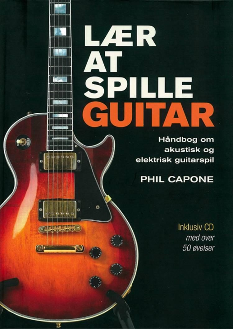 Lær at spille guitar af Phil Capone