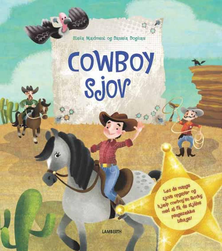 Cowboy sjov af Stella Maidment