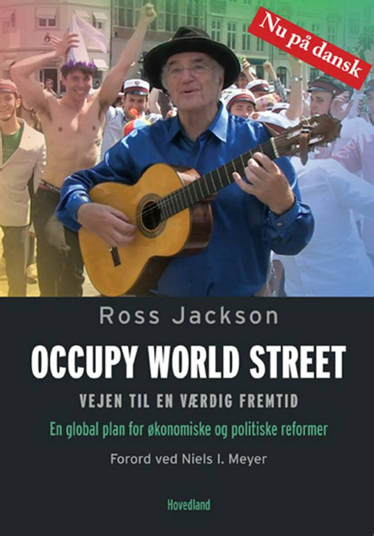 Occupy World Street af Ross Jackson