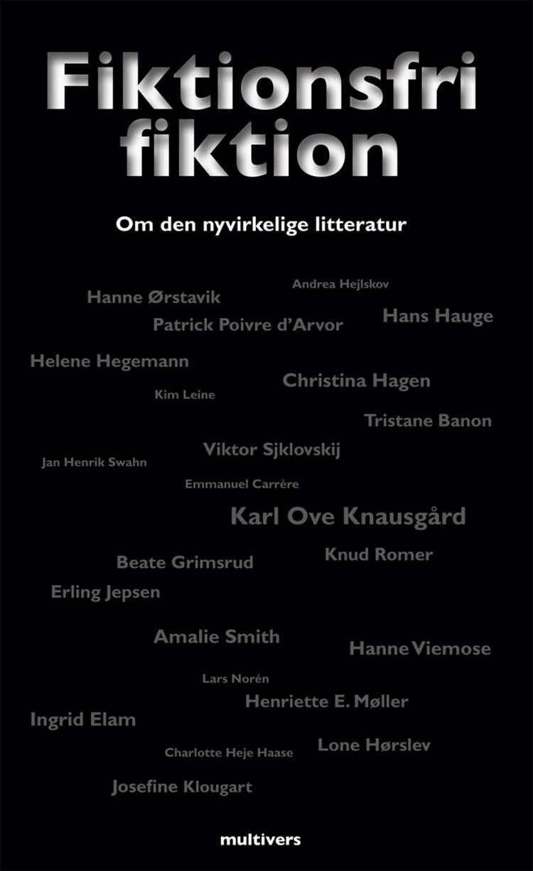 Fiktionsfri fiktion af Hans Hauge