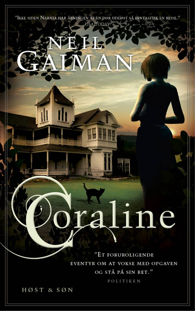 Coraline af Neil Gaiman