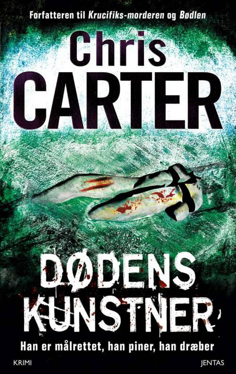 Dødens kunstner af Chris Carter