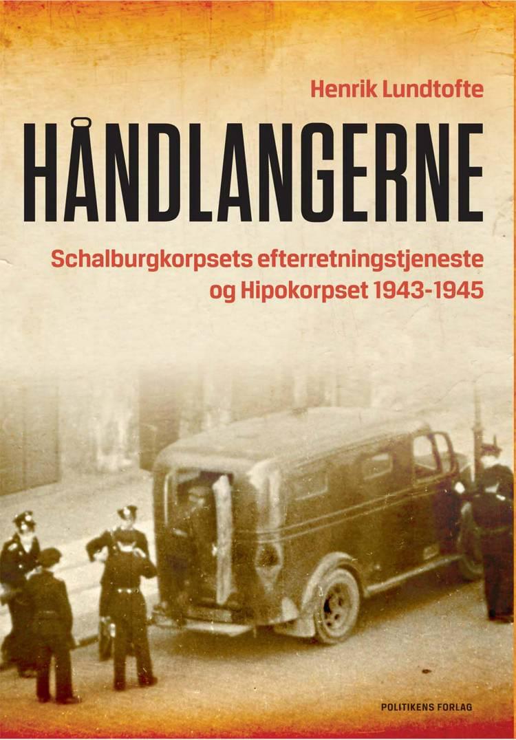 Håndlangerne af Henrik Lundtofte