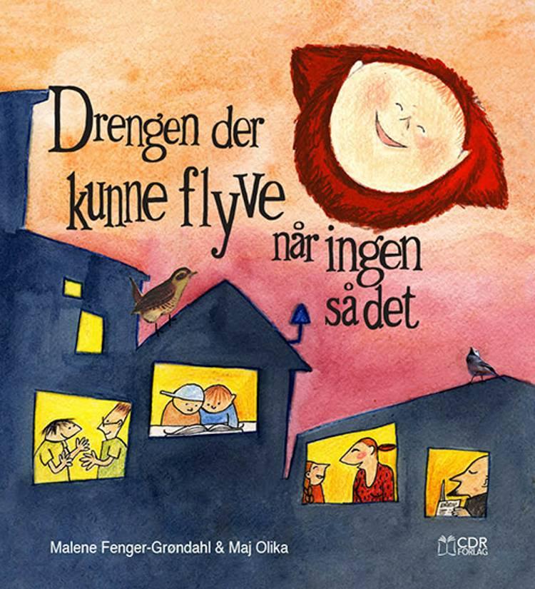 Drengen der kunne flyve når ingen så det af Malene Fenger-Grøndahl