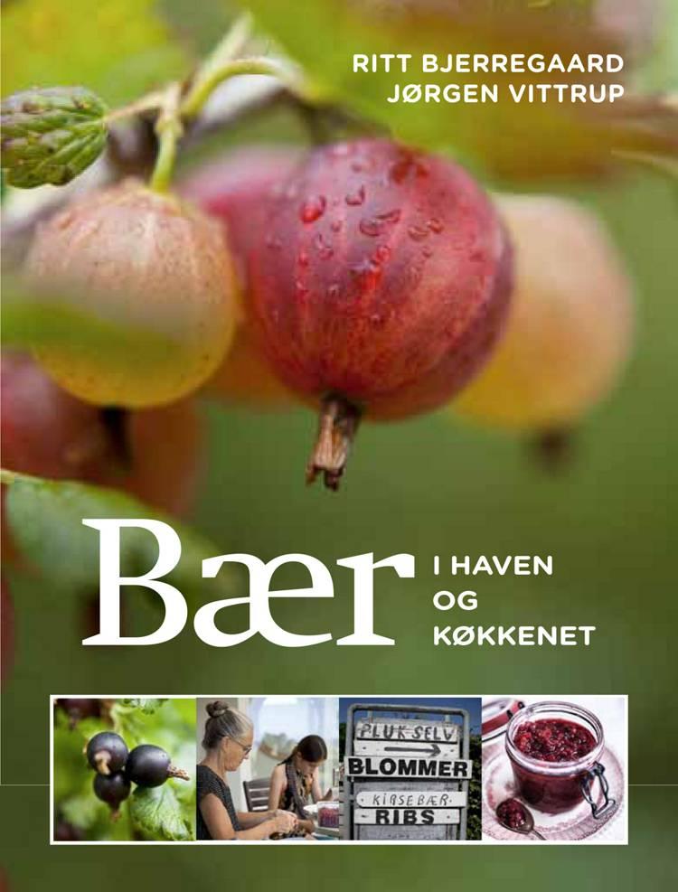 Bær i haven og køkkenet af Ritt Bjerregaard og J. Vittrup Christensen