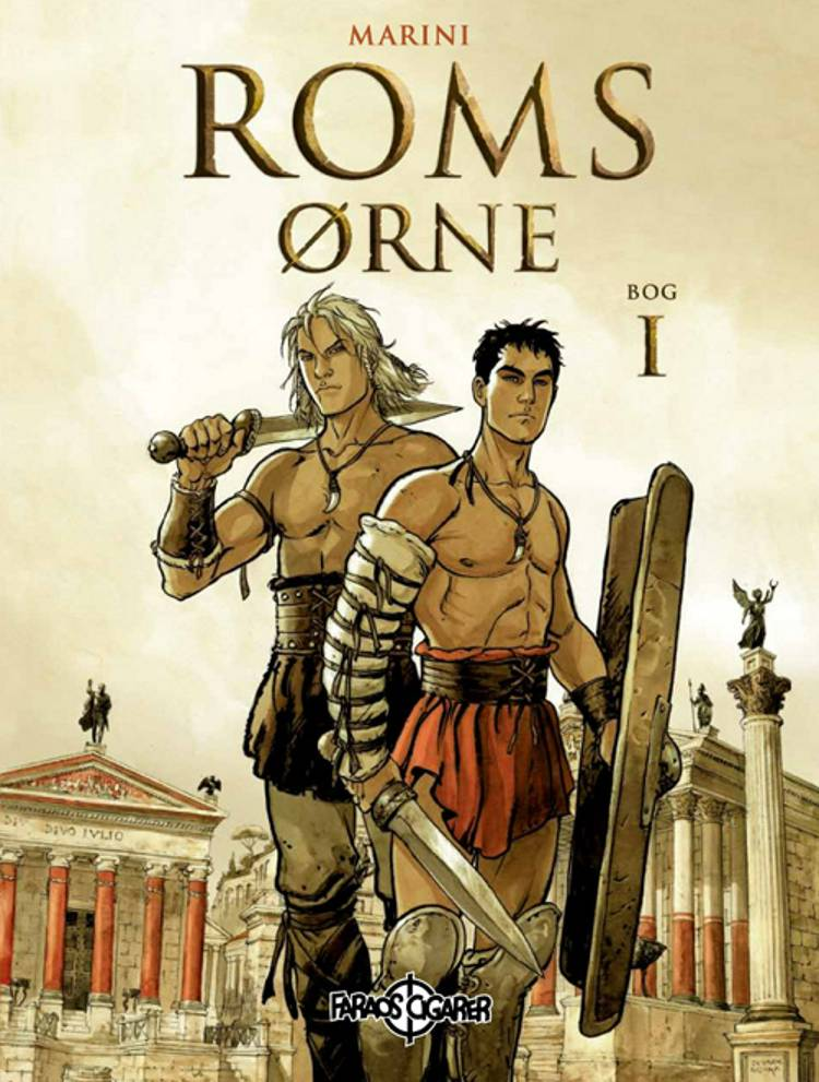 Roms Ørne I af Enrico Marini
