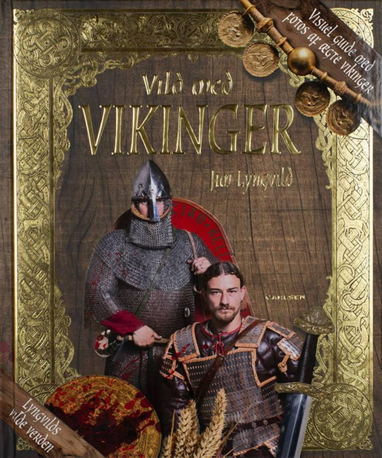 Vild med vikinger af Jim Lyngvild