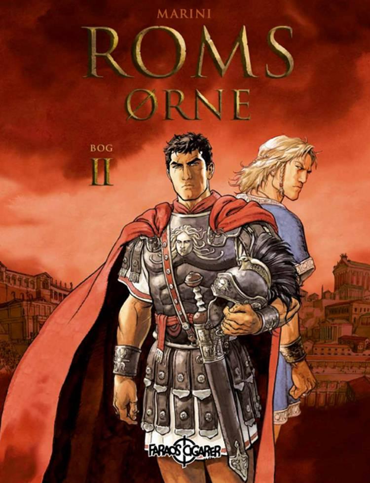 Roms Ørne II af Enrico Marini