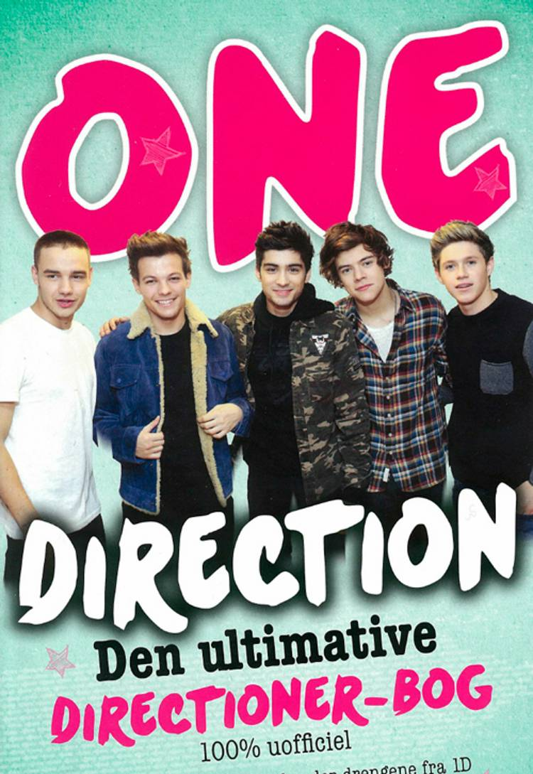 One Direction af Jim Maloney og Jen Wainwright