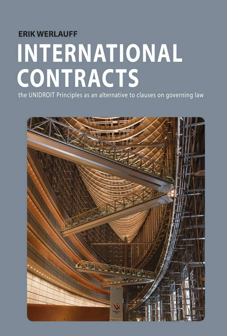 International Contracts af Erik Werlauff
