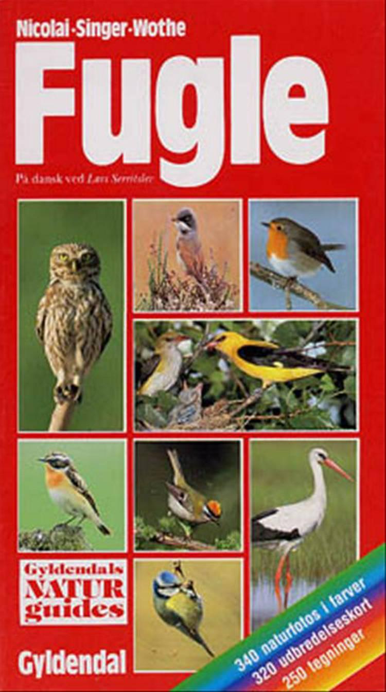 Fugle af Jürgen Nicolai