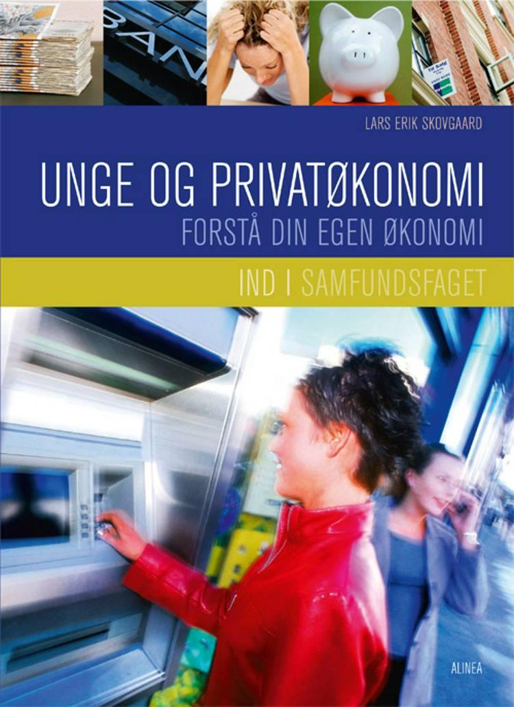 Unge og privatøkonomi af Lars Erik Skovgaard