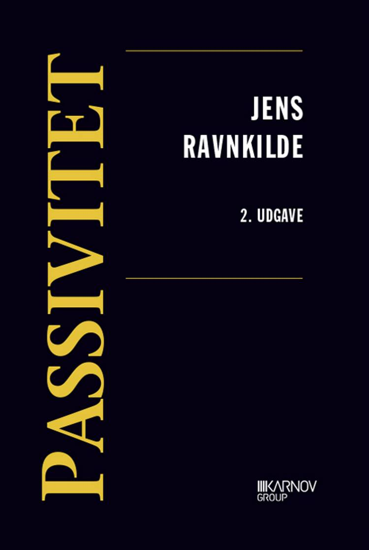 Passivitet af Jens Ravnkilde