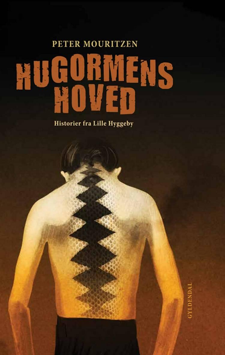 Hugormens hoved af Peter Mouritzen