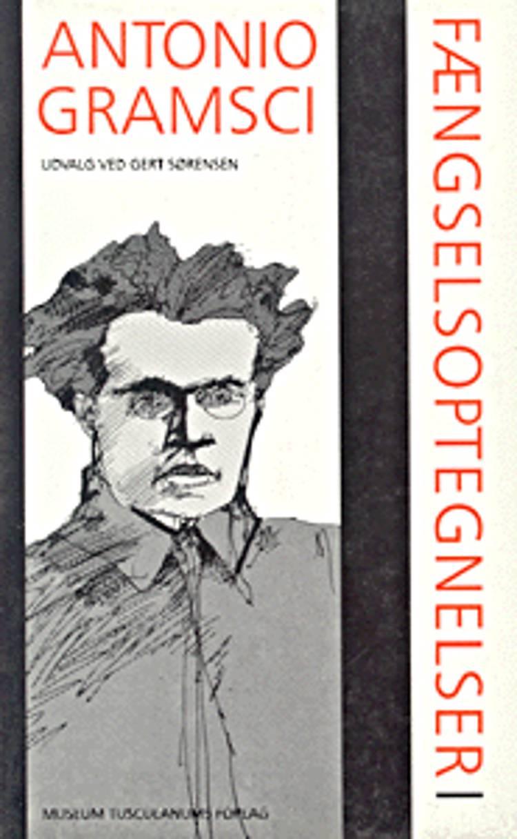 Fængselsoptegnelser i udvalg af Antonio Gramsci
