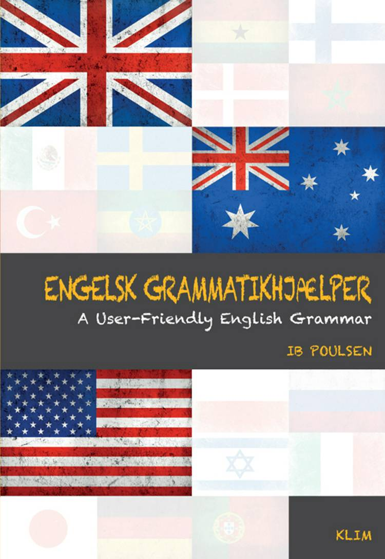 Engelsk grammatikhjælper af Ib Poulsen