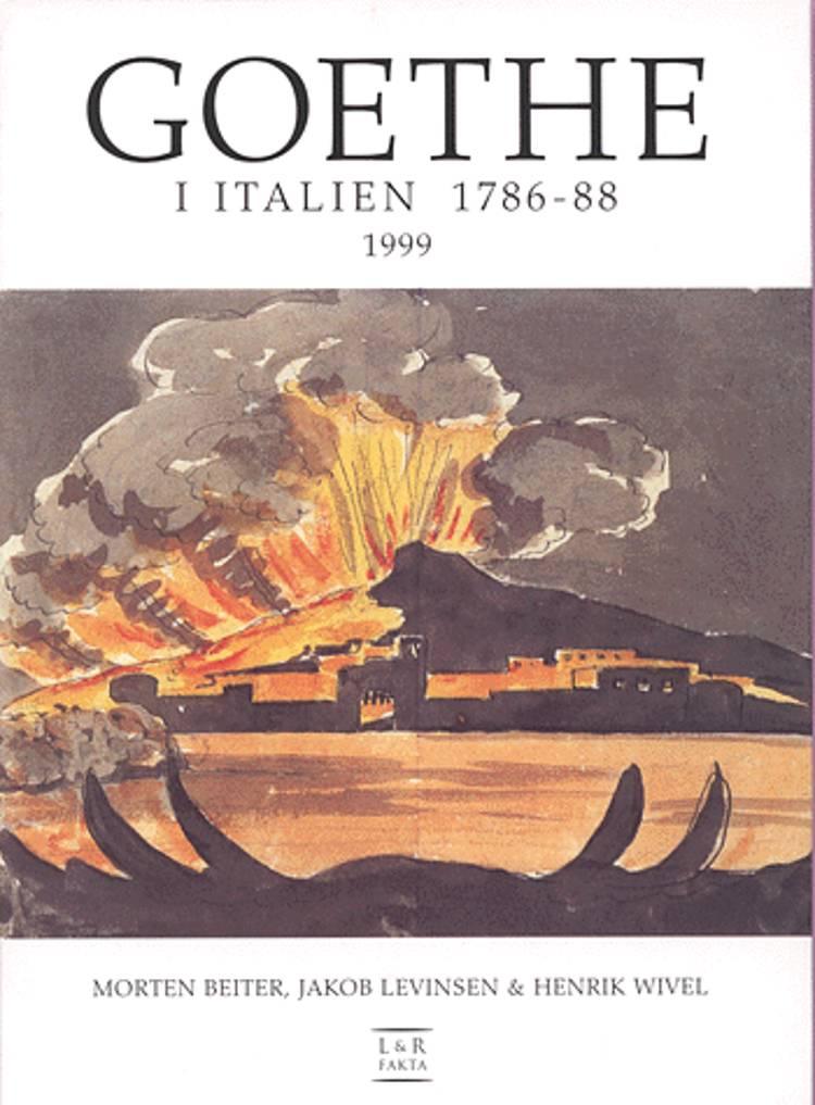 Goethe i Italien 1786-88, 1999 af Jakob Levinsen, Morten Beiter og Henrik Wivel