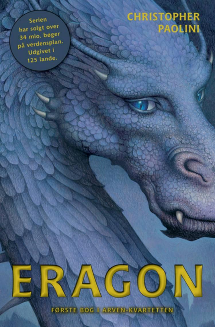 Eragon af Christopher Paolini