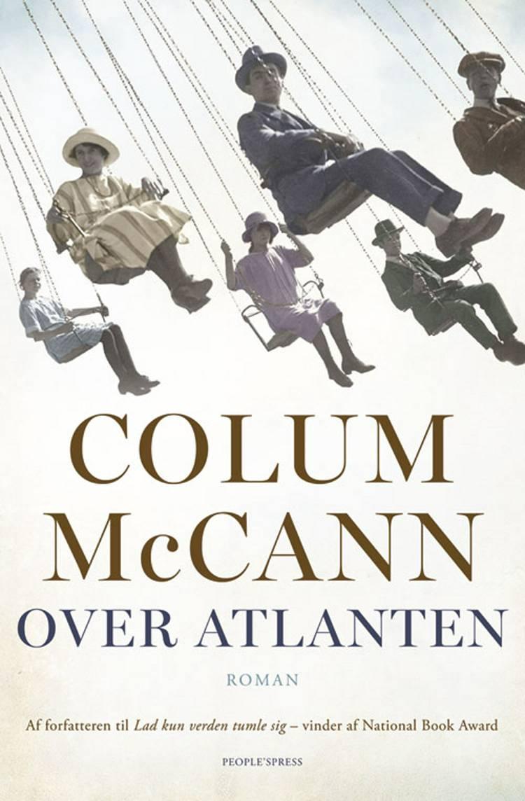 Over Atlanten af Colum McCann