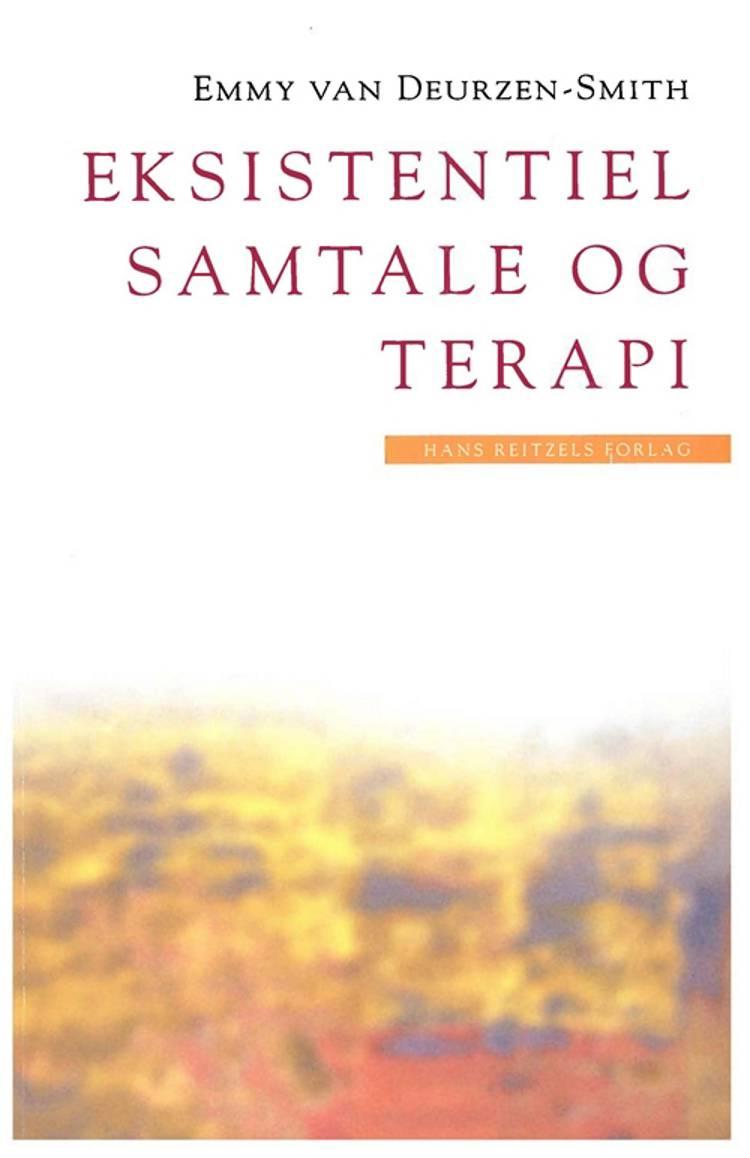 Eksistentiel samtale og terapi af Emmy van Deurzen-Smith