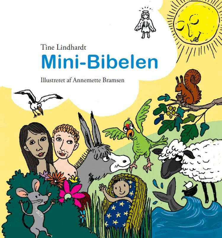Mini-Bibelen af Tine Lindhardt