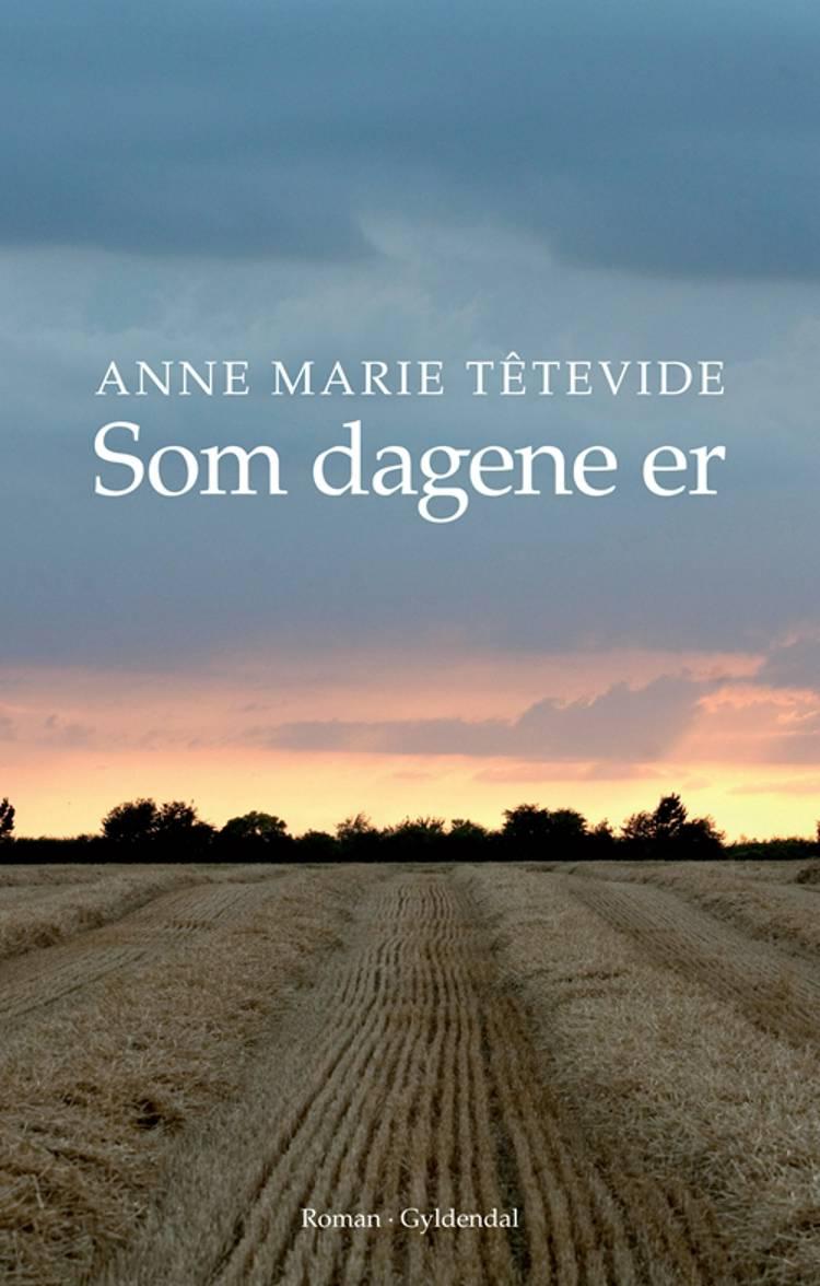 Som dagene er af Anne Marie Têtevide