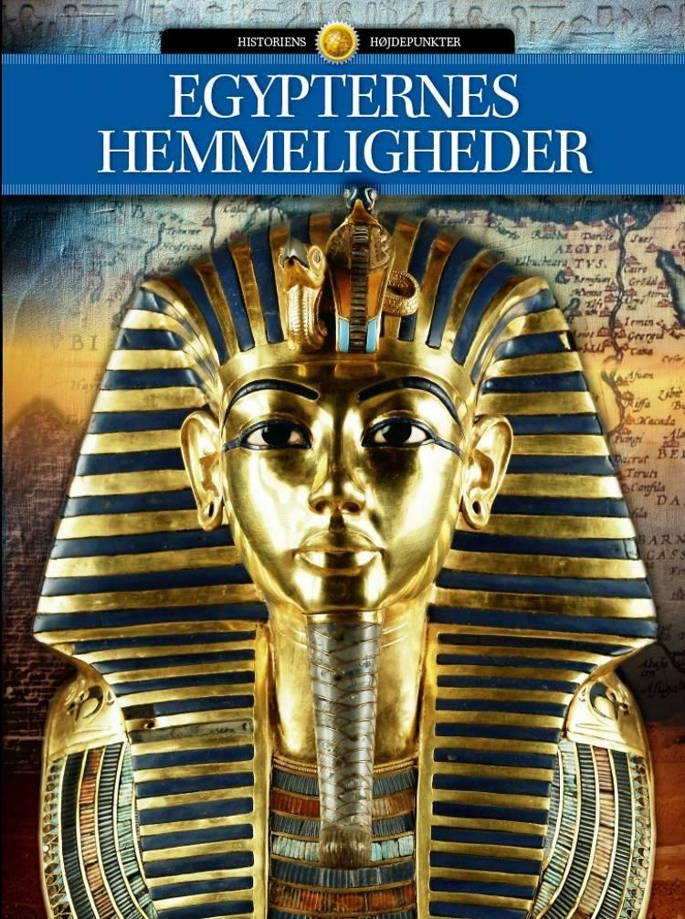 Egypternes hemmeligheder af Else Christensen, Nadia Claudi og Hans Henrik Rasmussen
