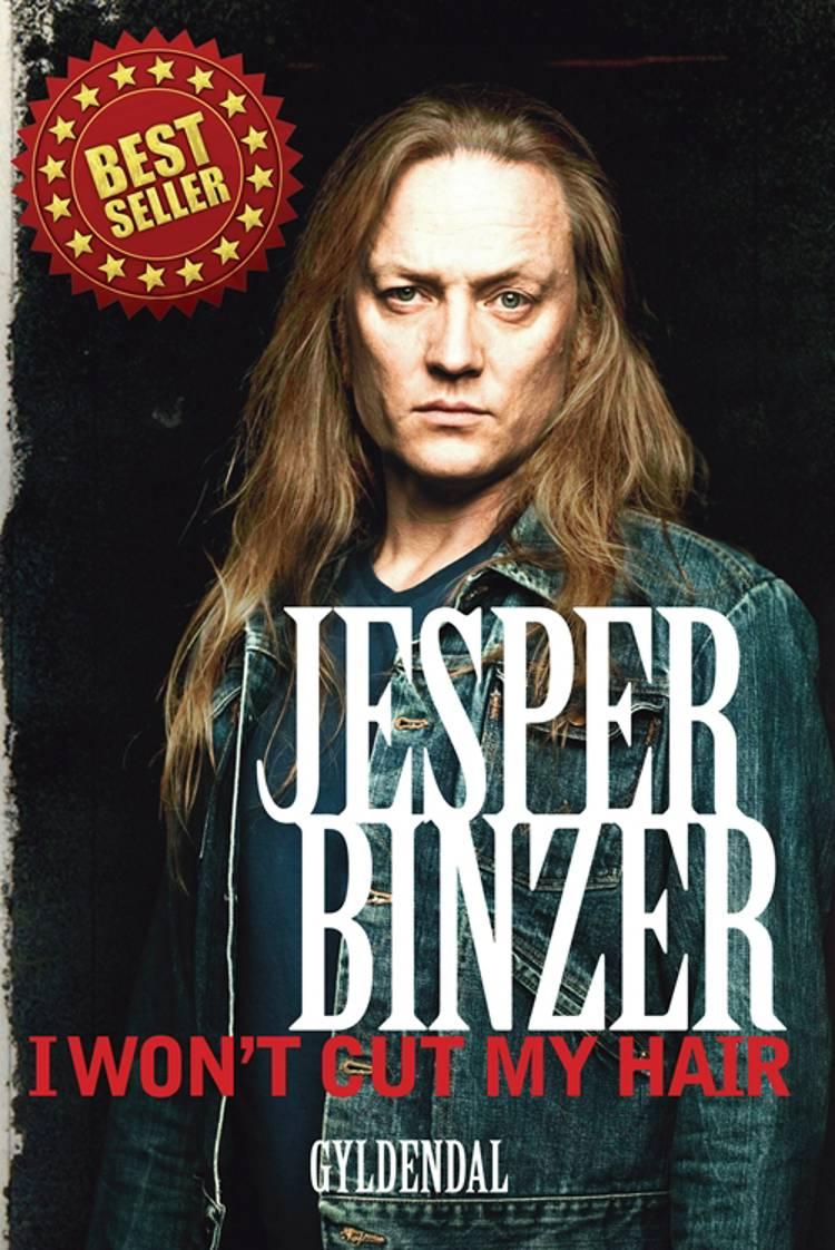 I won't cut my hair af Jesper Binzer