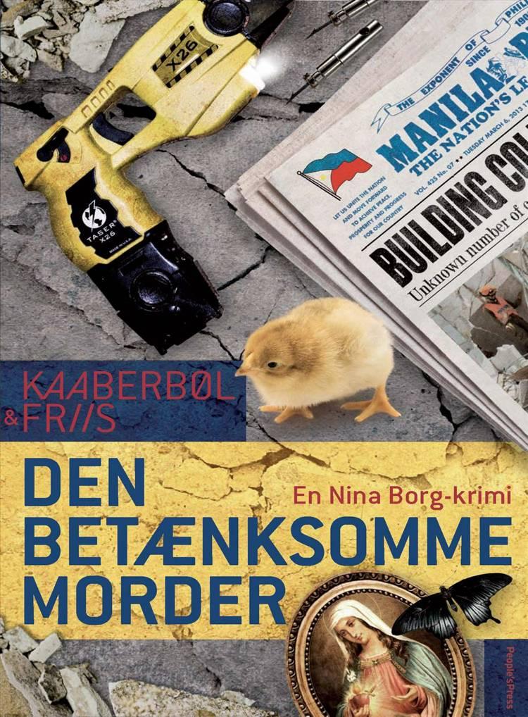 Den betænksomme morder af Agnete Friis og Lene Kaaberbøl