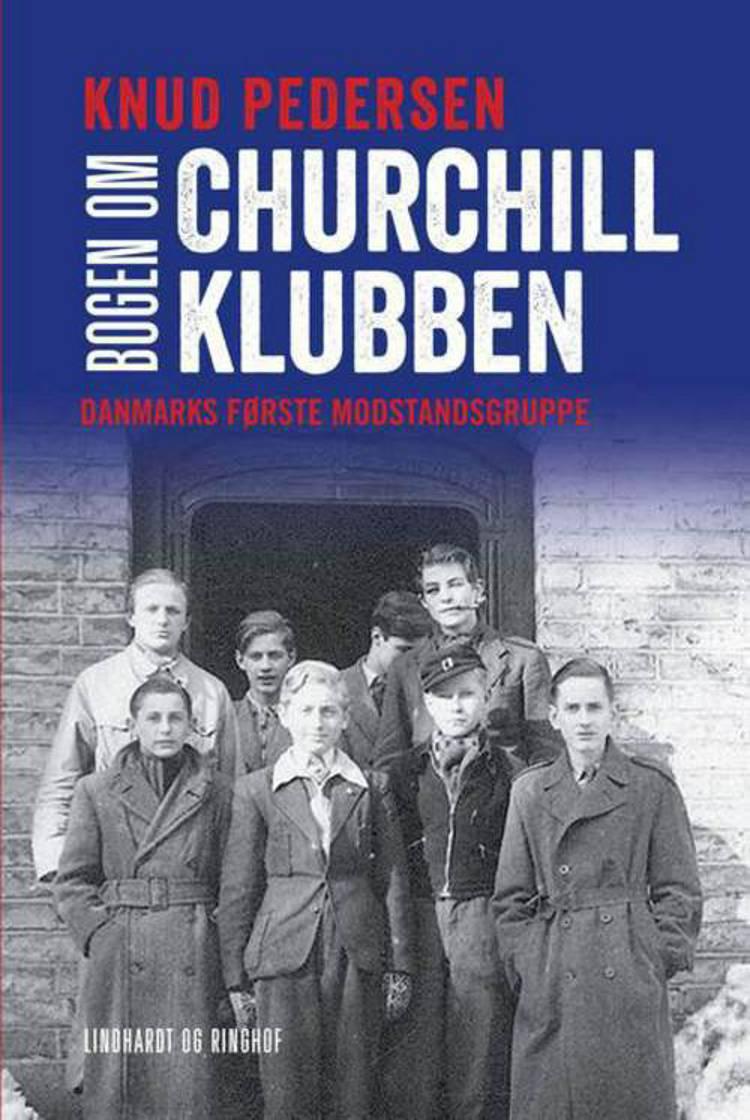 Bogen om Churchill-klubben af Knud Pedersen