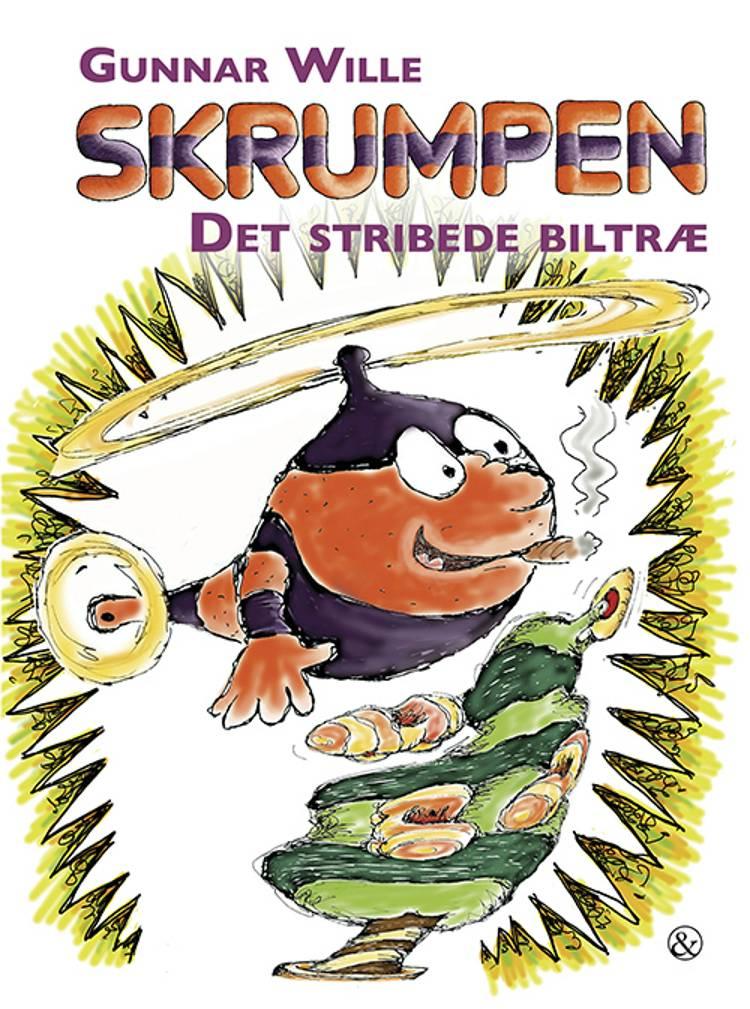 Skrumpen - Det stribede biltræ af Gunnar Wille