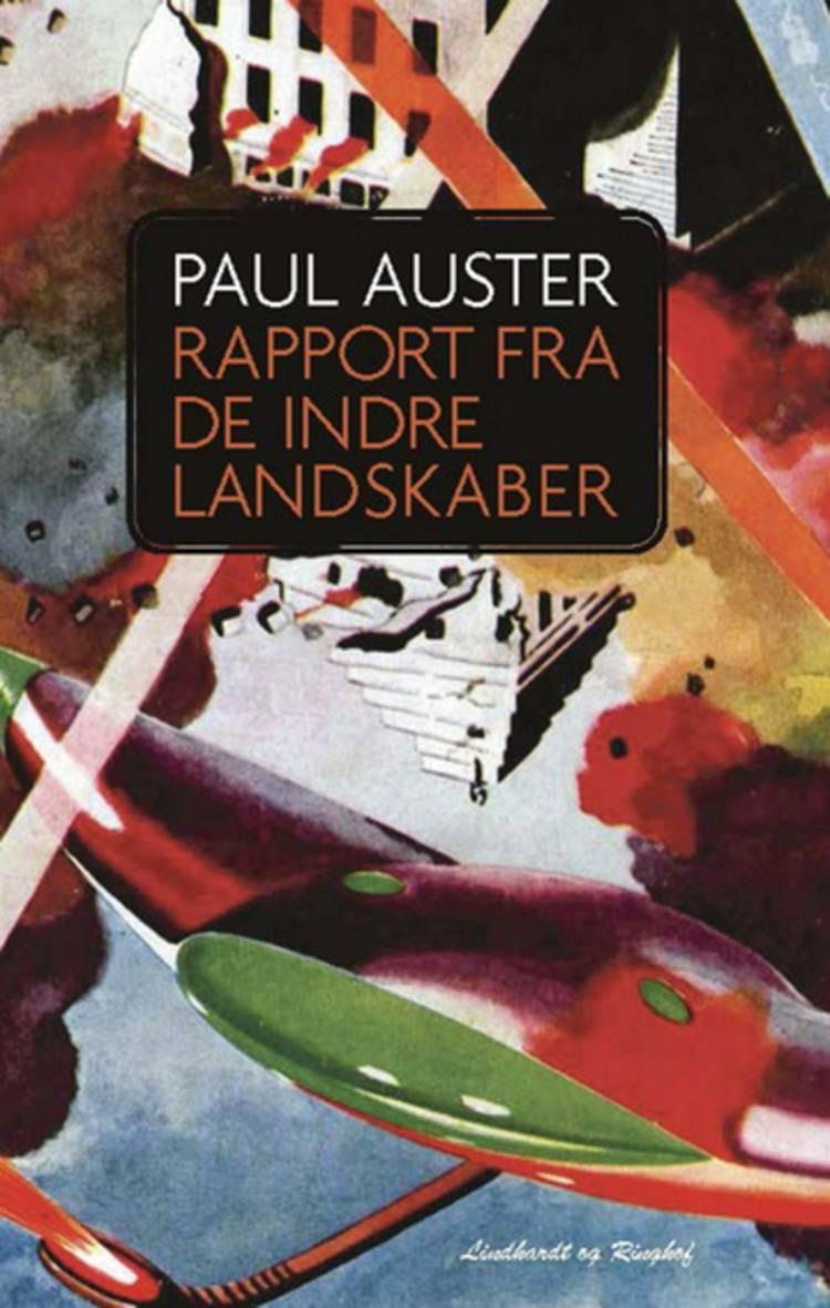 Rapport fra de indre landskaber af Paul Auster
