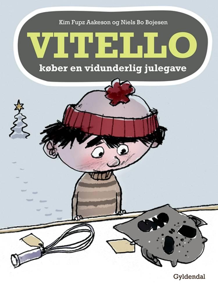 Vitello køber en vidunderlig julegave af Kim Fupz Aakeson og Niels Bo Bojesen