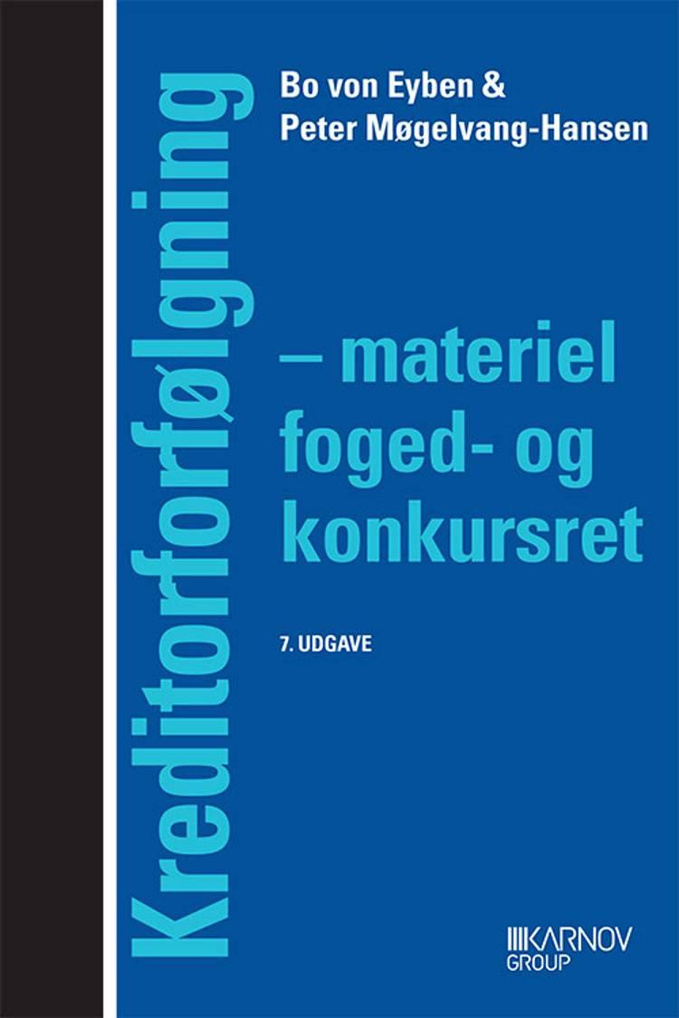 Kreditorforfølgning af Bo von Eyben, Peter Møgelvang-Hansen og Jakob Juul-Sandberg