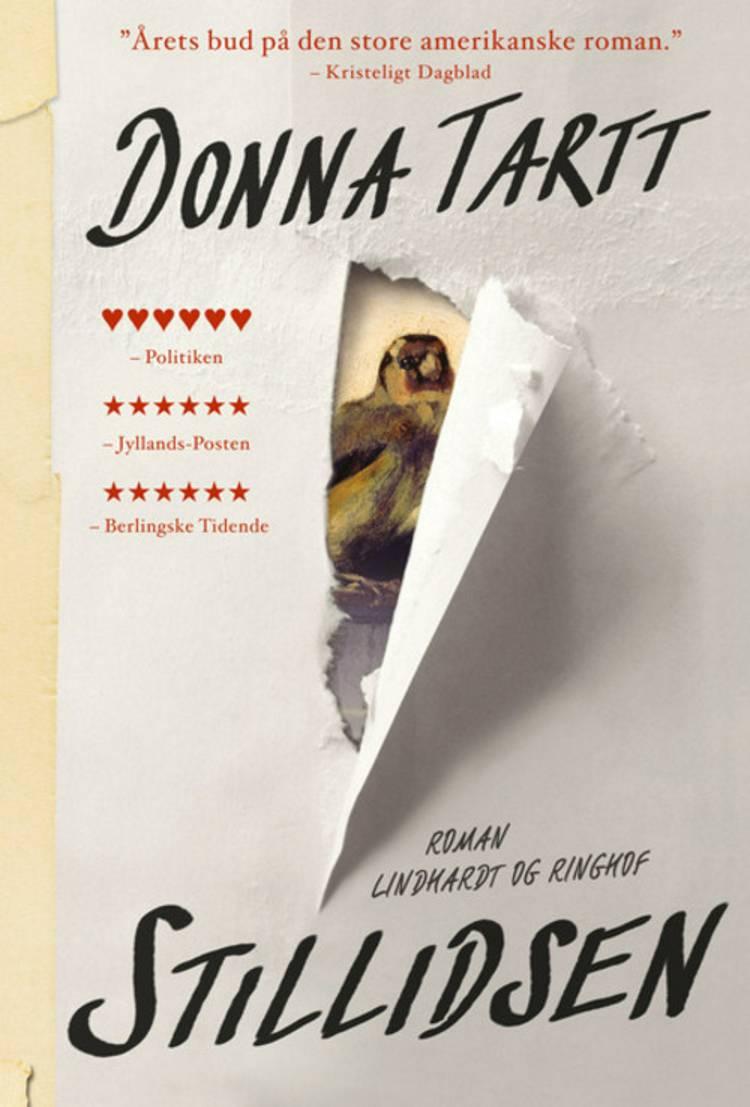 Stillidsen af Donna Tartt