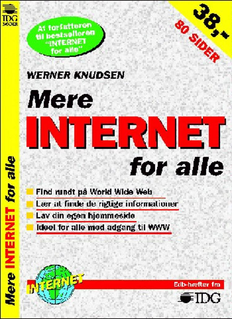 Mere Internet for alle af Werner Knudsen