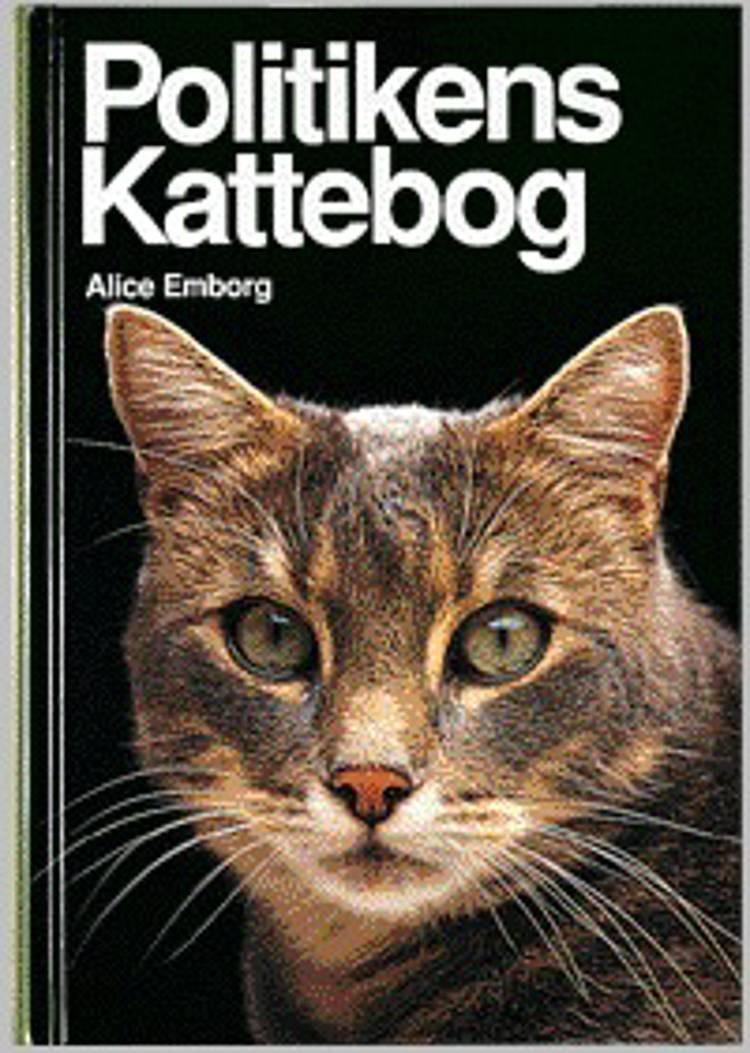 Politikens kattebog af Alice Emborg