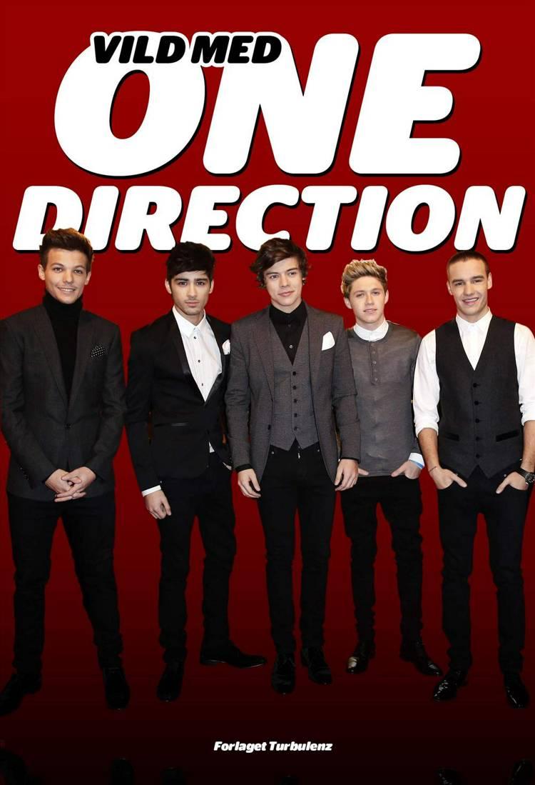 Vild med One Direction af Sarah Nørgaard Jensen