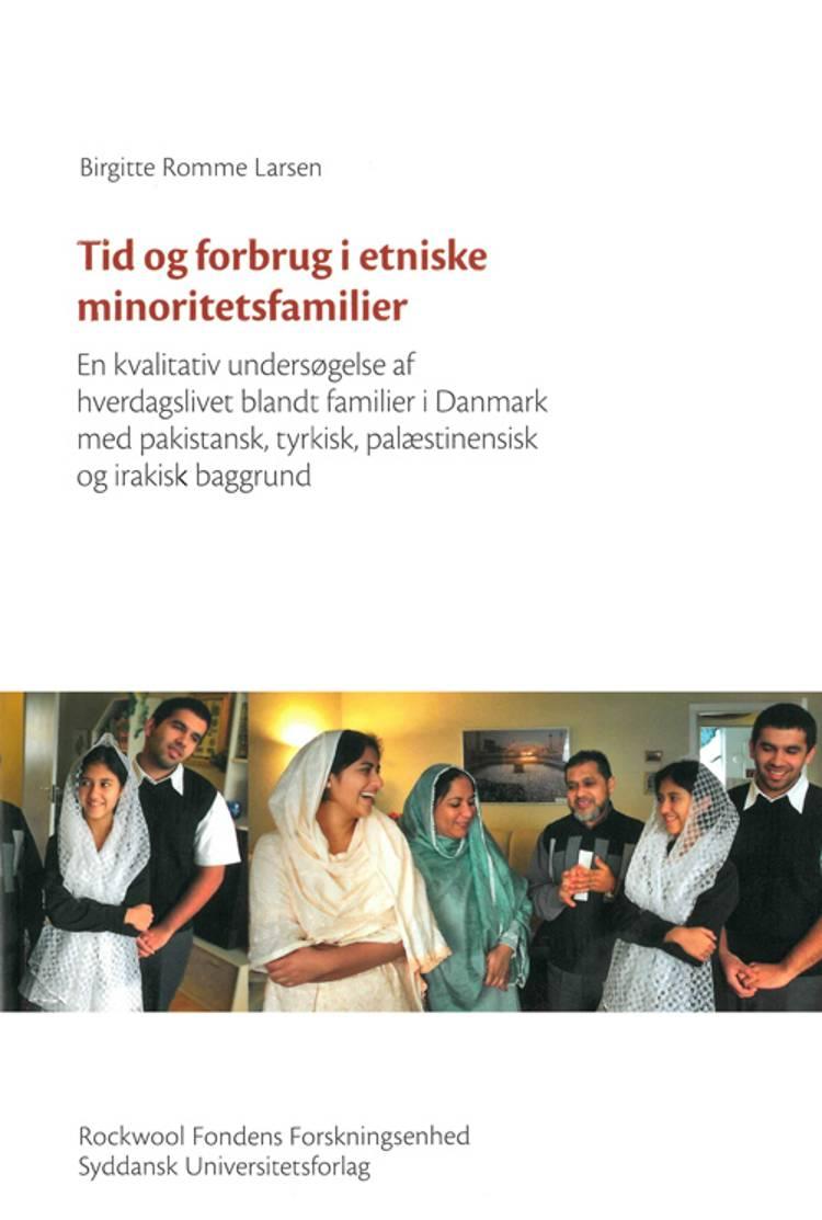 Tid og forbrug i etniske minoritetsfamilier af Birgitte Romme Larsen