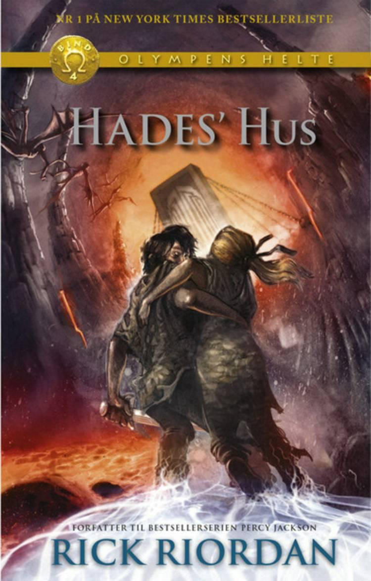 Hades' hus af Rick Riordan