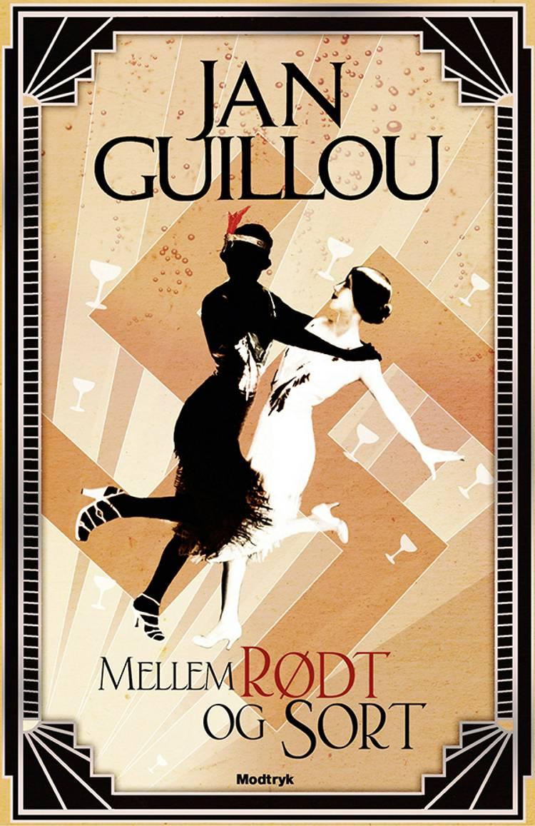 Mellem rødt og sort af Jan Guillou