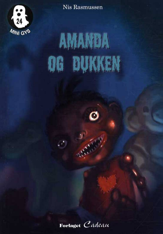 Amanda og dukken af Nis Rasmussen