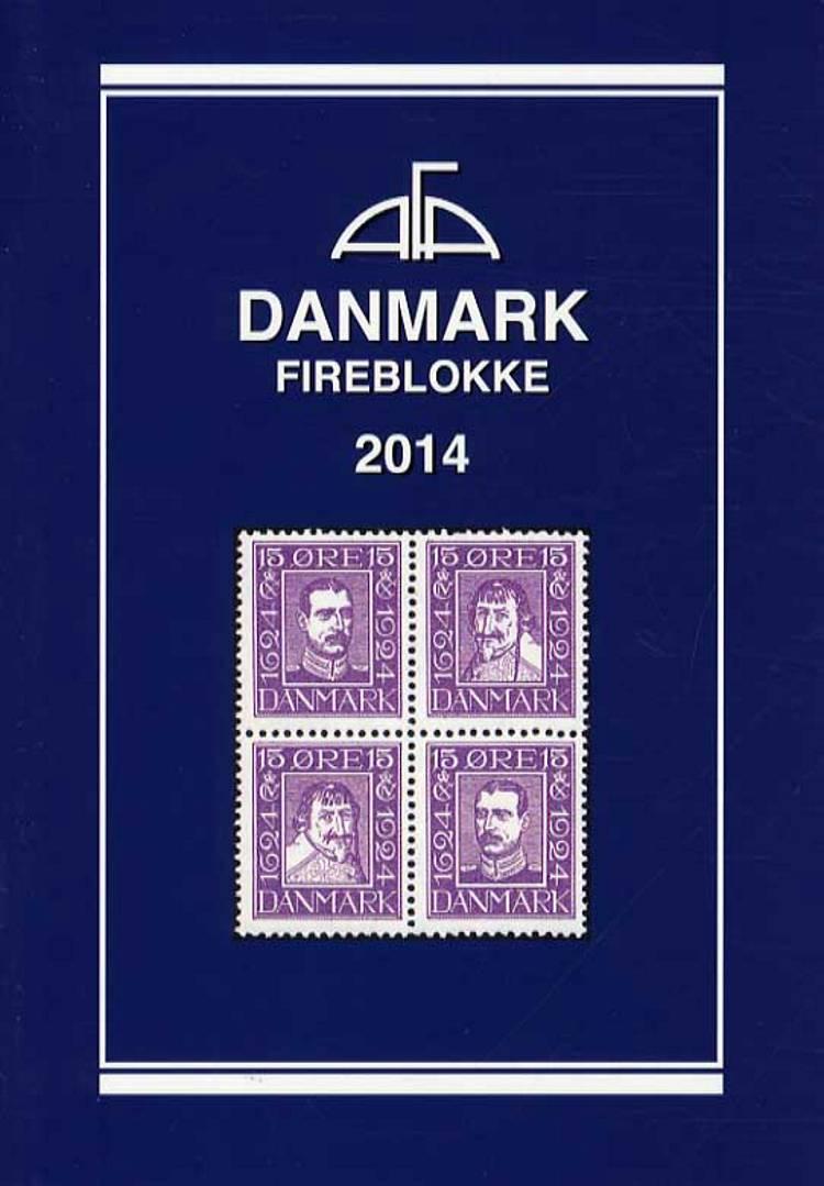 AFA Danmark fireblokke 2014