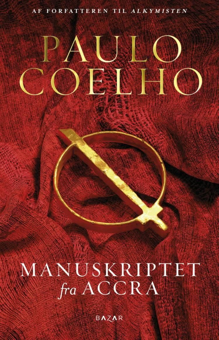 Manuskriptet fra Accra af Paulo Coelho