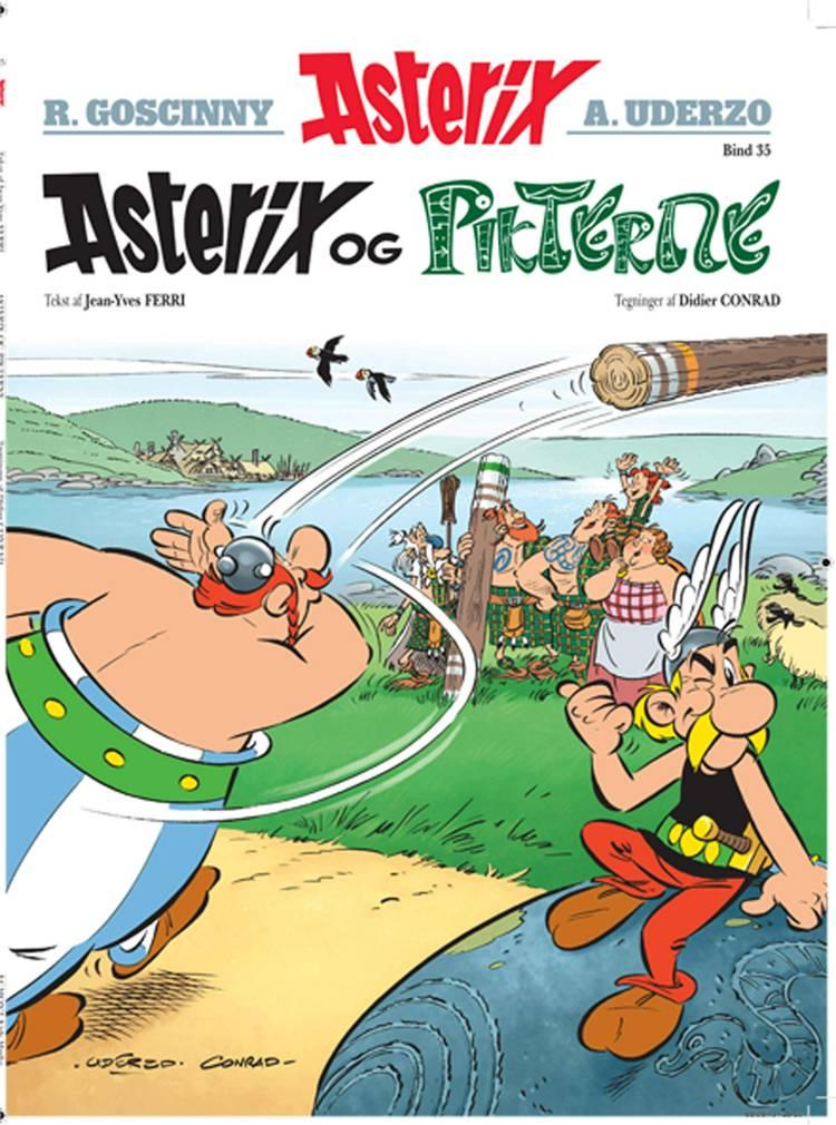Asterix og pikterne af Albert Uderzo